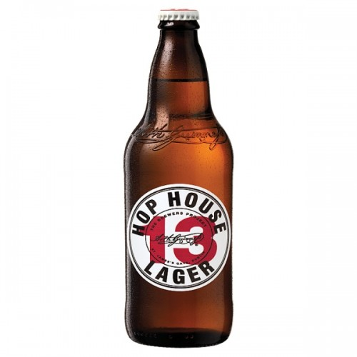 Hop House 13 Lager 330ml Case of 12