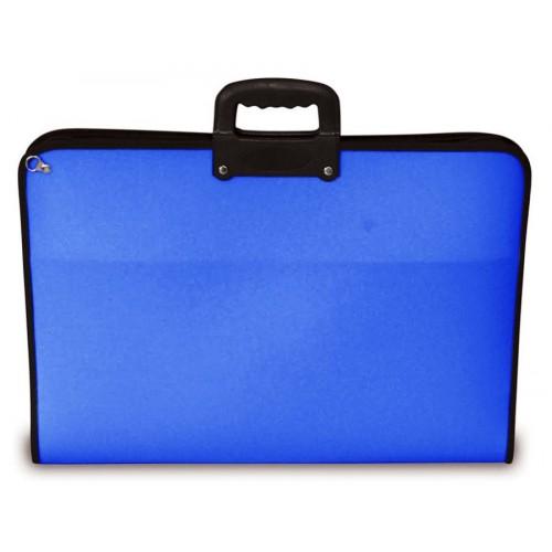 Mapac Artcare A3 Royal Blue Academy Case