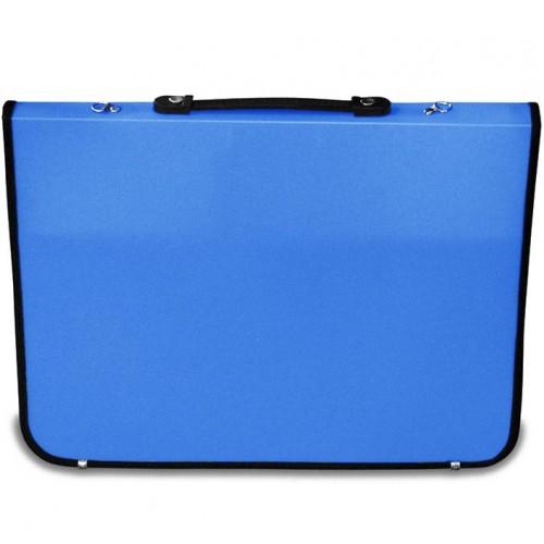Mapac Artcare Royal Blue Academy A4 Portfolio