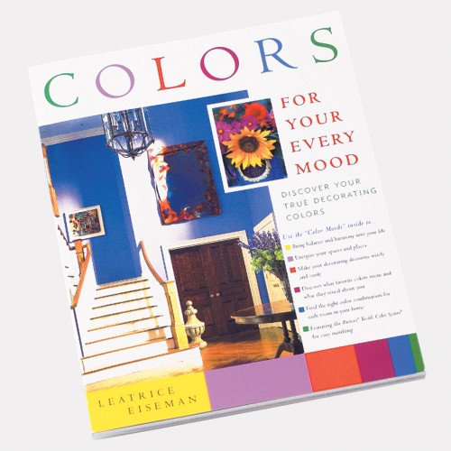 PANTONE Design & Trend Book Colors for your Every Mood
