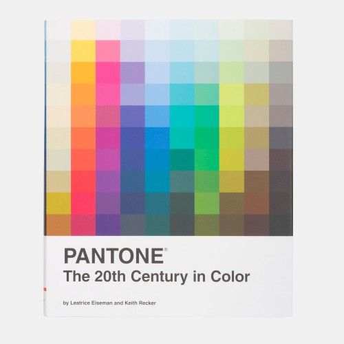 PANTONE Design & Trend Book Color History of the 20th Century