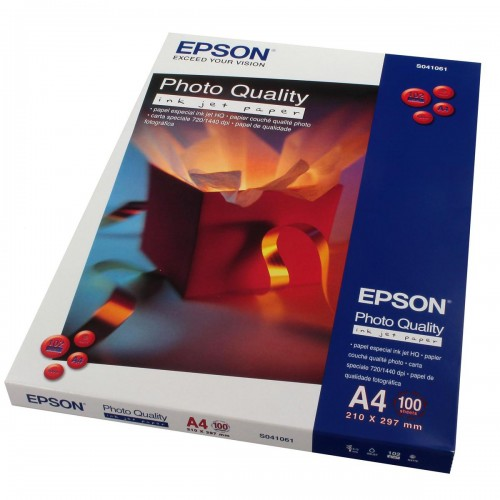 Epson Double-Sided Matte Paper A4 (178gsm) 50 Sheets