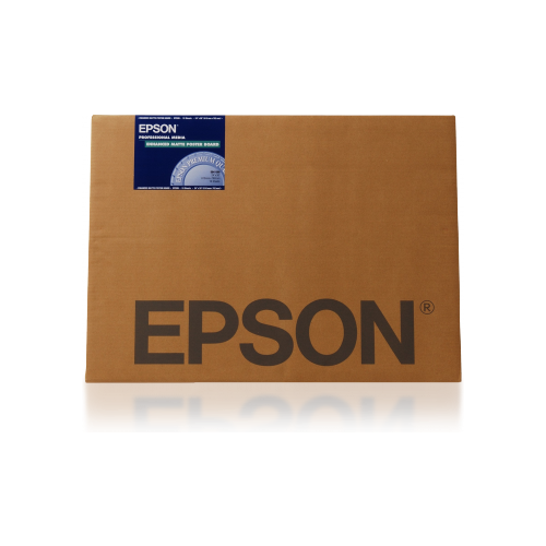 "Epson Enhanced Matte Posterboard (1170gsm) 24"" x 30"" - 10 Sheets"