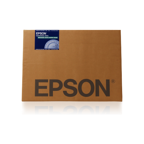 "Epson Enhanced Matte Posterboard (1170gsm) 30"" x 40"" - 5 Sheets"