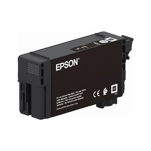 Epson SC-T Series UltraChrome XD2 Ink - 50ml - Black