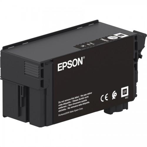 Epson SC-T Series UltraChrome XD2 Ink - 80ml - Black