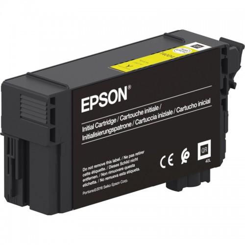 Epson SC-T Series UltraChrome XD2 Ink - 50ml - Yellow