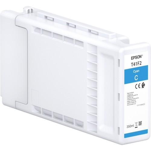 Epson SC-T Series UltraChrome XD2 Ink - 350ml - Cyan