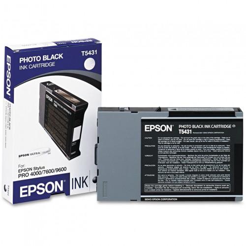 Epson Stylus Pro 4000/ 7600/ 9600 UltraChrome Ink - 110ml - Photo Black