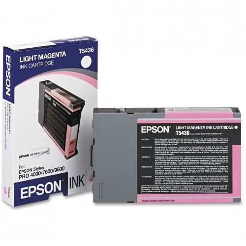 Epson Stylus Pro 4000/ 7600/ 9600 UltraChrome Ink - 110ml - Light Magenta