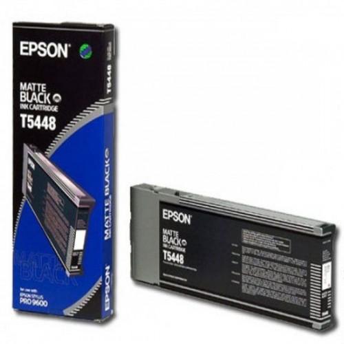 Epson Stylus Pro 4000/ 4400/ 4800/ 9600 UltraChrome Ink - 220ml - Matte Black