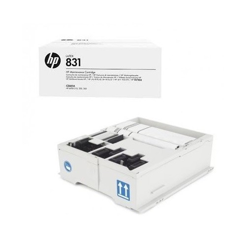 HP L300 No. 831 Latex Maintenance Cartridge  CZ681A
