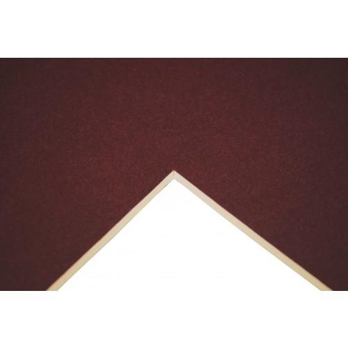 Daler Stud. M Board  A1 (302001031)  Maroon  1400 micron
