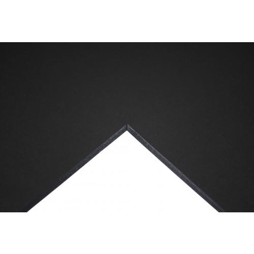 Daler Stud. M.Board 44x32 Poster Black (302004542) D/Imp - D/Sided Black Core