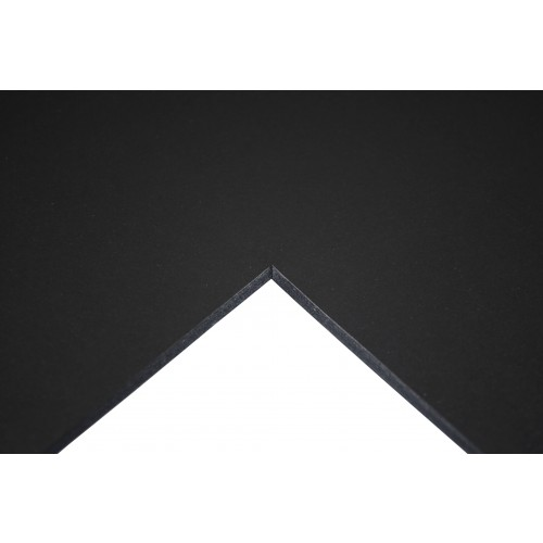 Daler Stud. M Board  A1 (302001542) 6 sheet thickness  D/Sided BLK/BLK Core