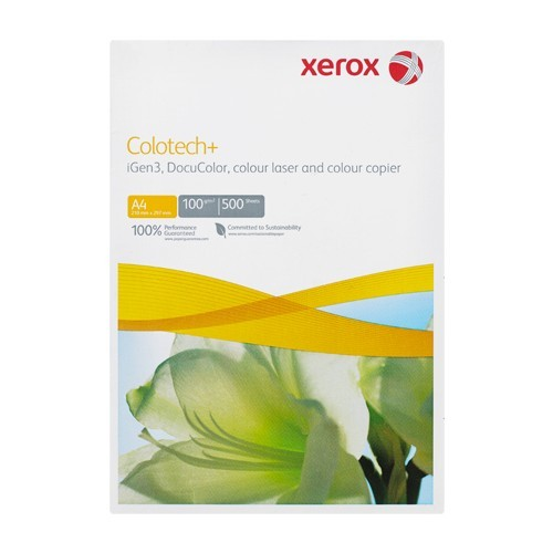 Xerox Colotech+ A3 100gsm 420x297 Fsc3  pk500s 64462