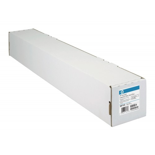"HPQ6580A Universal Instant-Dry Semi-Gloss Photo ppr 36"" 190gsm 914x30.5m"