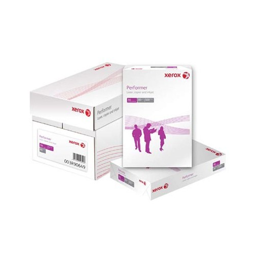 Xerox Colotech Performer 80gsm A4 (003R90649) pk500  Single Ream (62304)