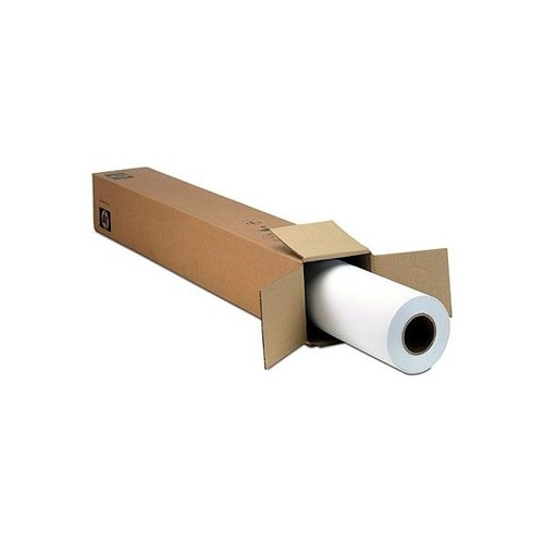 "HPQ1956A HP Heavyweight Coated Paper 42"" 1067mm x 67.5m 130gsm"