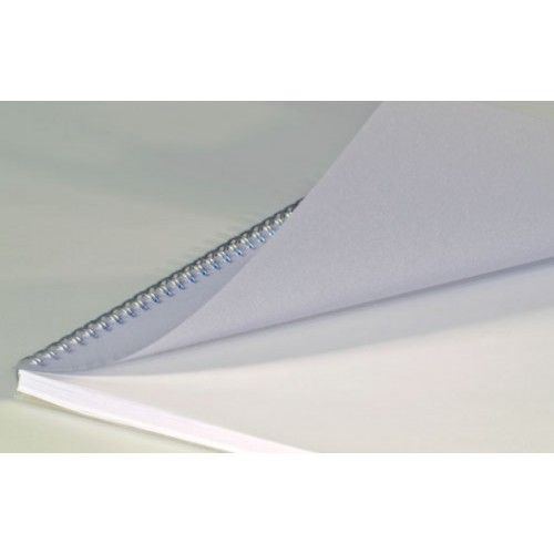 Binding Covers A4 Plastic Free Eco-Friendly Frosted  Paper Pulp  Pk100