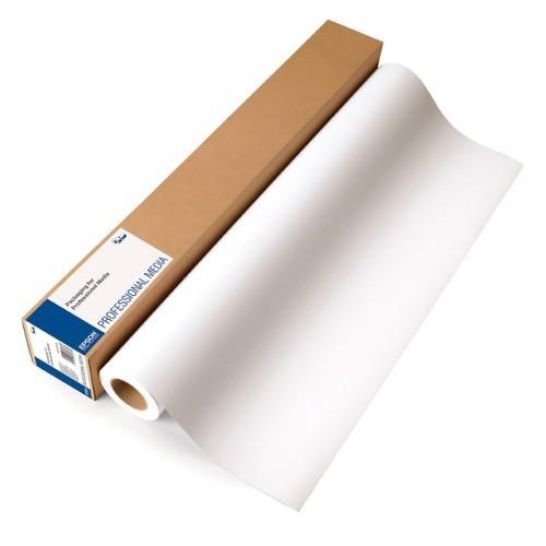 "Epson Water Resistant Matte Canvas (375gsm) 44"" x 40`"