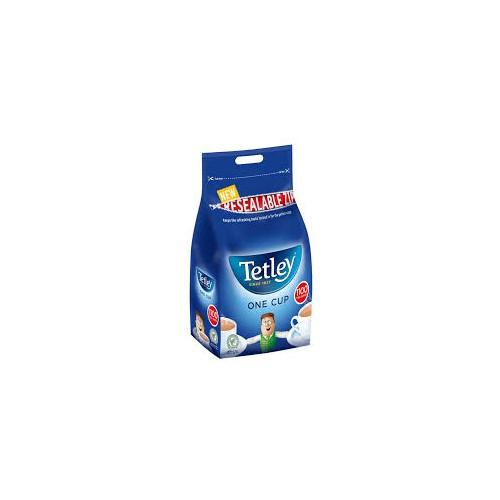TETLEY 1 CUP 1100 TEABAGS  Pack 2