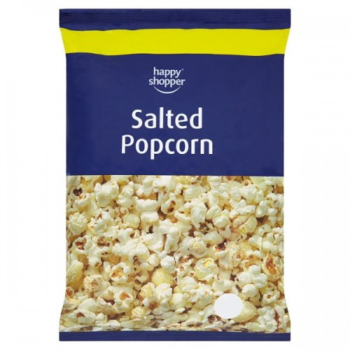 Happy Shopper Salted Popcorn 60g Case of 14 (208432)