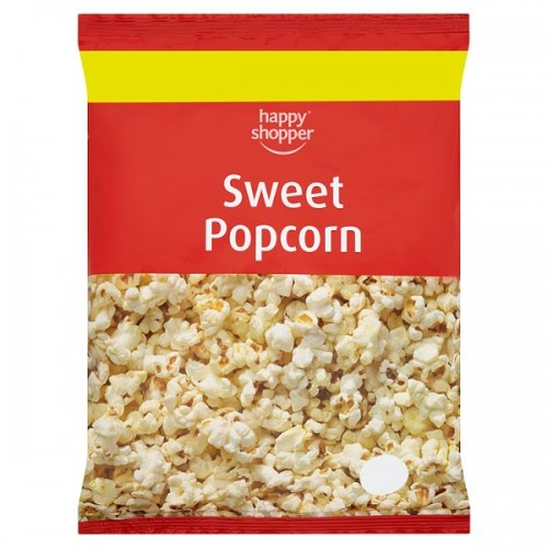 Happy Shopper Sweet Popcorn 60g Case of 14 208416