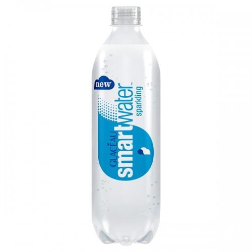 Glacéau Smartwater Sparkling 600ml pk 24