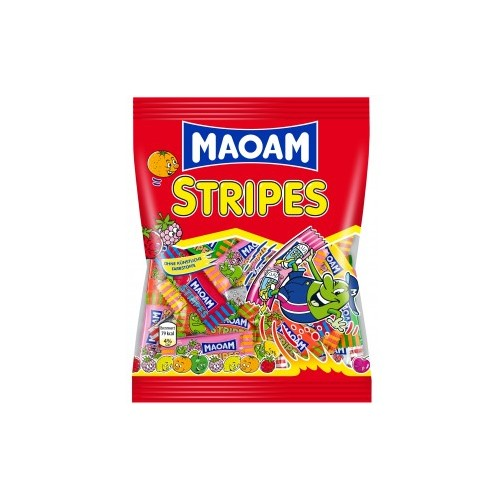 MAOAM Stripes 140g  Pack 12