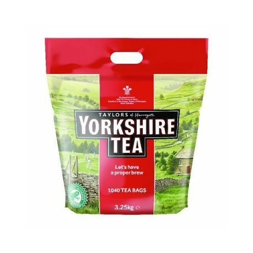 Taylors of Harrogate Yorkshire 2 Cup Teabags 1040s