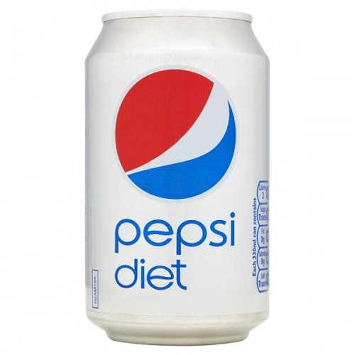 Diet Pepsi  330ml Cans Case of 24