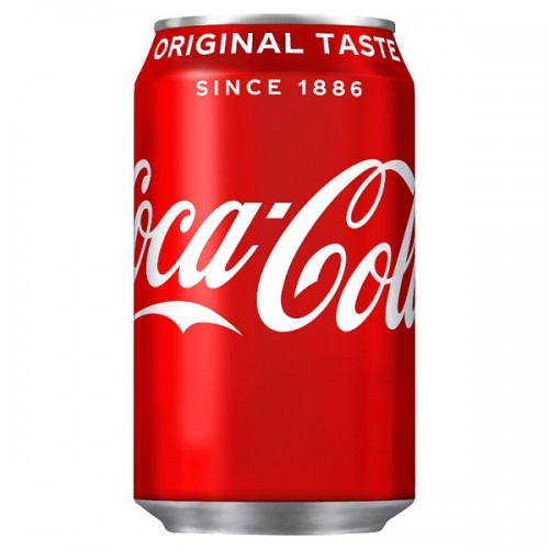 Coca Cola 24 x 330ml Cans Coke