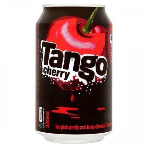 Tango Cherry 330ml Cans 24s