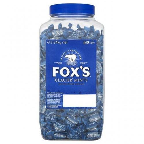 Fox`s Glacier Mints 2.34kg