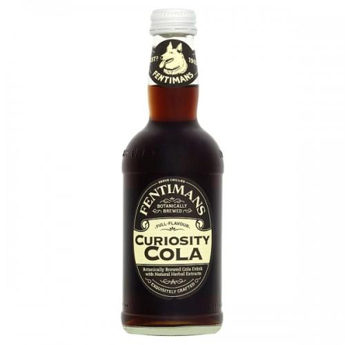 Fentimans Curiosity Cola 275ml Case of 12