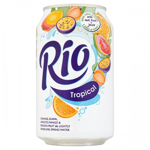 Rio Tropical 330ml Case of 24