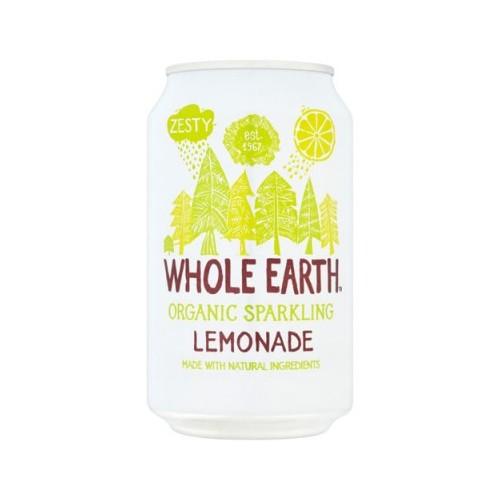 Whole Earth Organic Lemonade  330ml Health Food Health Case 24