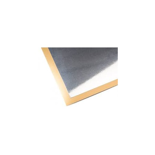 Chromolux A4 Silver 250gsm  Pack 100