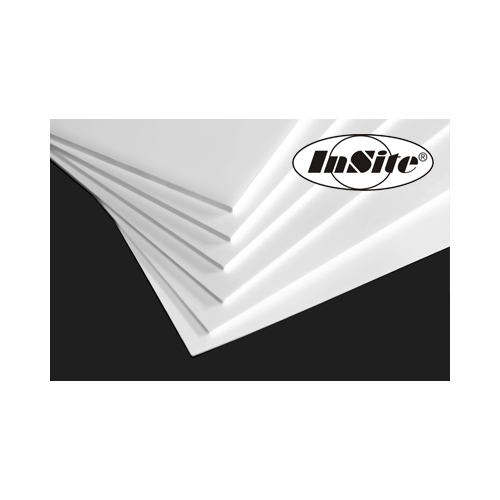 Insite 48x96 10mm White Foamboard  8ft x 4ft 1220 x 2440 Box 13