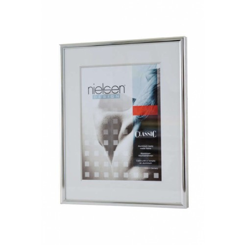 Nielsen Frame Classic Silver 400mm x 500mm