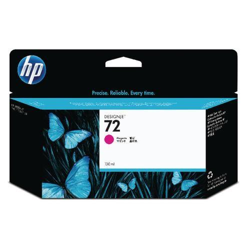 HP No. 72 Ink Cartridge Magenta - 130ml