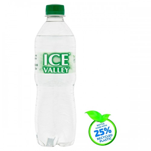 Ice Valley Sparkling Spring Water 500ml case of 24