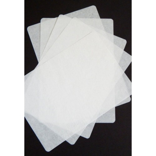 Onion Skin Paper Plain Bleached 450x640 38gsm * New Kamichi Onion skin Pack 250