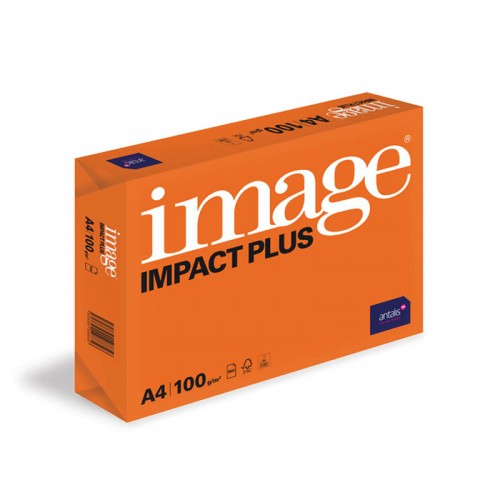 Image Impact Plus FSC Mix 70% A4  210X297mm 100Gm2  Packed 500