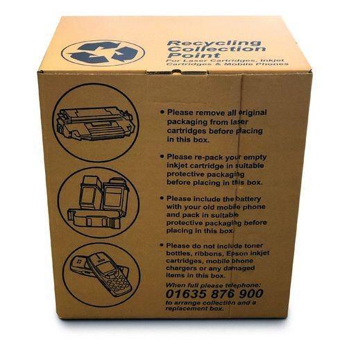 Initiative Recycling Box 540 X 415 X 606mm  (1x Single Box)