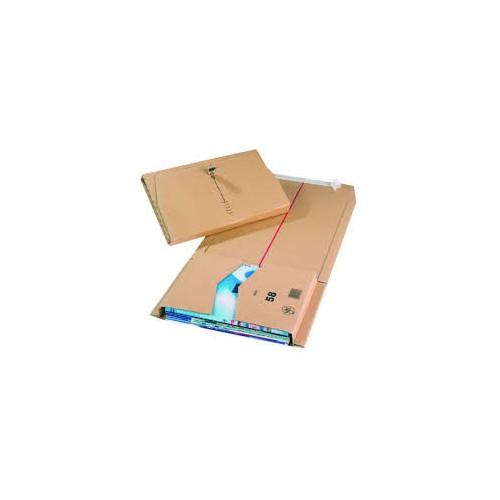 Mailing Box 330x250x80mm Pk 20 11489