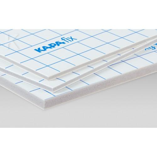 Kapa-Fix 3mm 700x1000 White (54707) B1  Adh 1 side