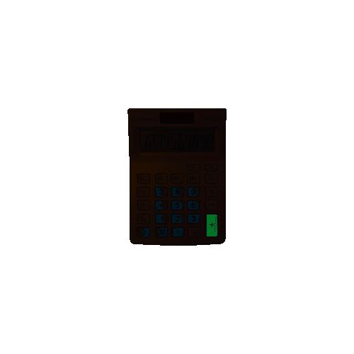 Q-Connect 10 Digit Calculator