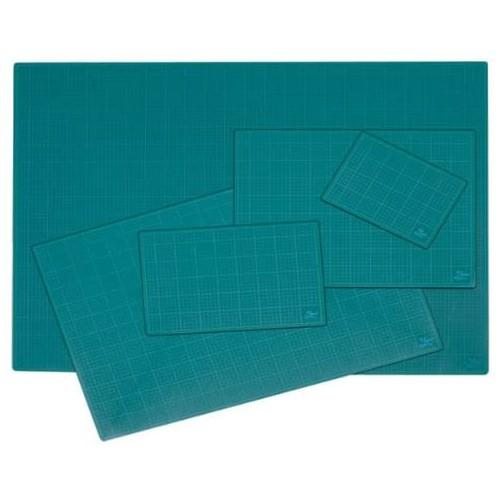 Mapac Green A4 Cutting Mat Double/Sided & Self Healing